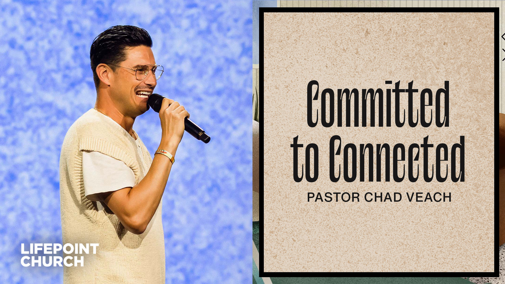 Committed to Connect